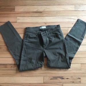 Madewell Green Pants